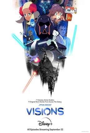 Star Wars - Visions - 1ª Temporada - Legendado via Torrent