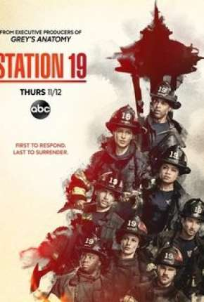 Série Station 19 - 4ª Temporada Download
