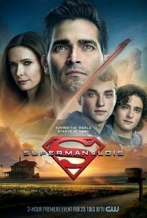 Superman e Lois - 1ª Temporada Legendada via Torrent