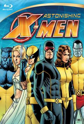 Surpreendentes X-Men via Torrent