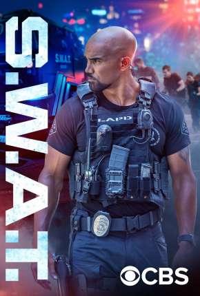 Poster S.W.A.T. - Força de Intervenção - 5ª Temporada Legendada