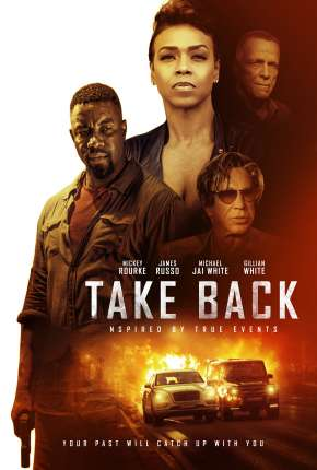 Poster Take Back - Legendado