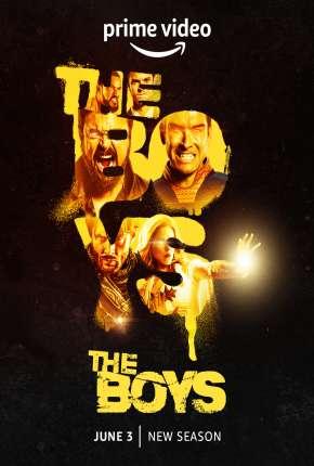 The Boys - Os Rapazes - 2ª Temporada via Torrent