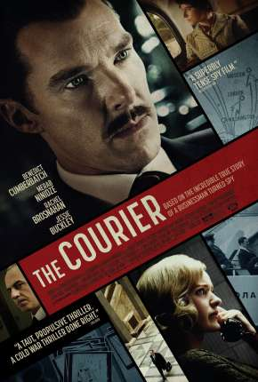 Filme The Courier - CAM - Legendado Download