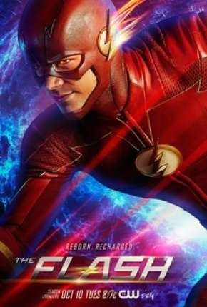 The Flash - 4ª Temporada Completa via Torrent