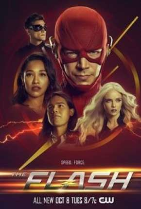 The Flash - 6ª Temporada Completa