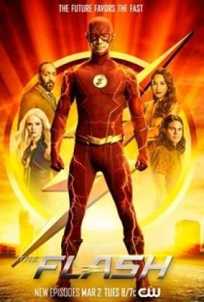 The Flash - 7ª Temporada Legendada via Torrent