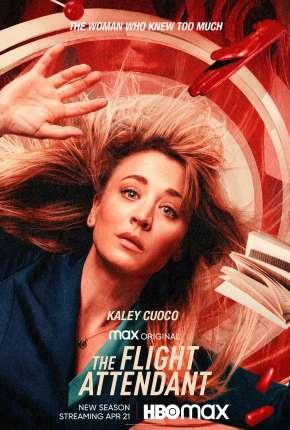The Flight Attendant - 1ª Temporada Legendada