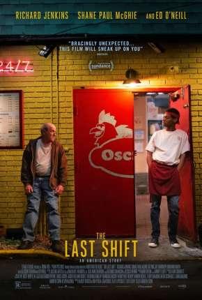 The Last Shift - CAM - Legendado via Torrent