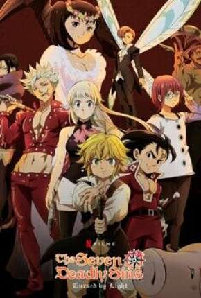 Filme The Seven Deadly Sins Cursed by Light Download