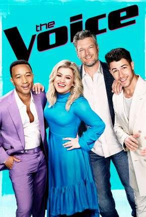 The Voice - 19ª Temporada Legendada via Torrent