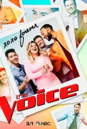 Série The Voice - 20ª Temporada Legendada Download