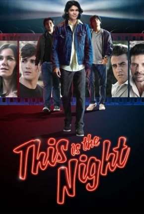 Poster This Is the Night - Legendado