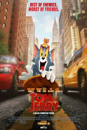 Filme Tom e Jerry - O Filme - CAM Download
