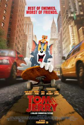 Tom e Jerry - O Filme via Torrent