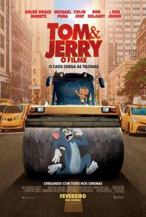 Tom e Jerry - O Filme - Legendado via Torrent