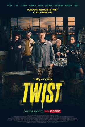 Twist via Torrent