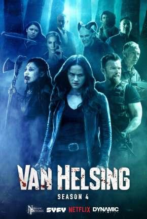 Van Helsing - 5ª Temporada Completa Legendada