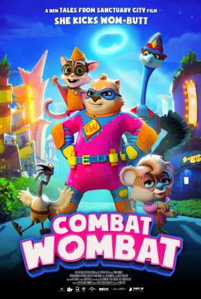 Filme Vombate ao Combate Download