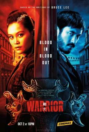 Warrior - 2ª Temporada Legendada via Torrent