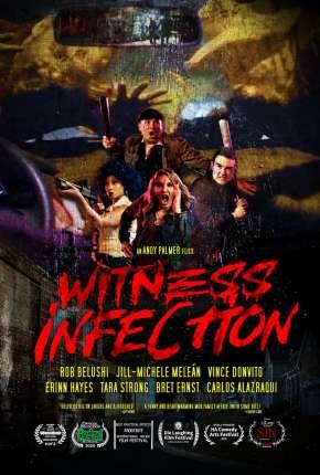 Poster Witness Infection - Legendado