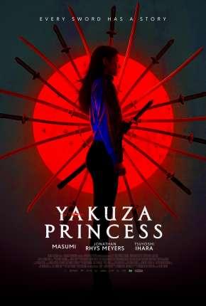 Capa Yakuza Princess - Legendado
