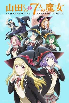 Desenho Yamada-kun e As 7 Bruxas Download