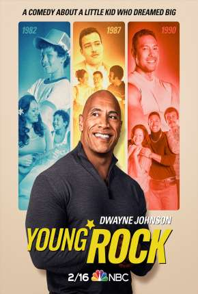 Young Rock - 1ª Temporada Legendada